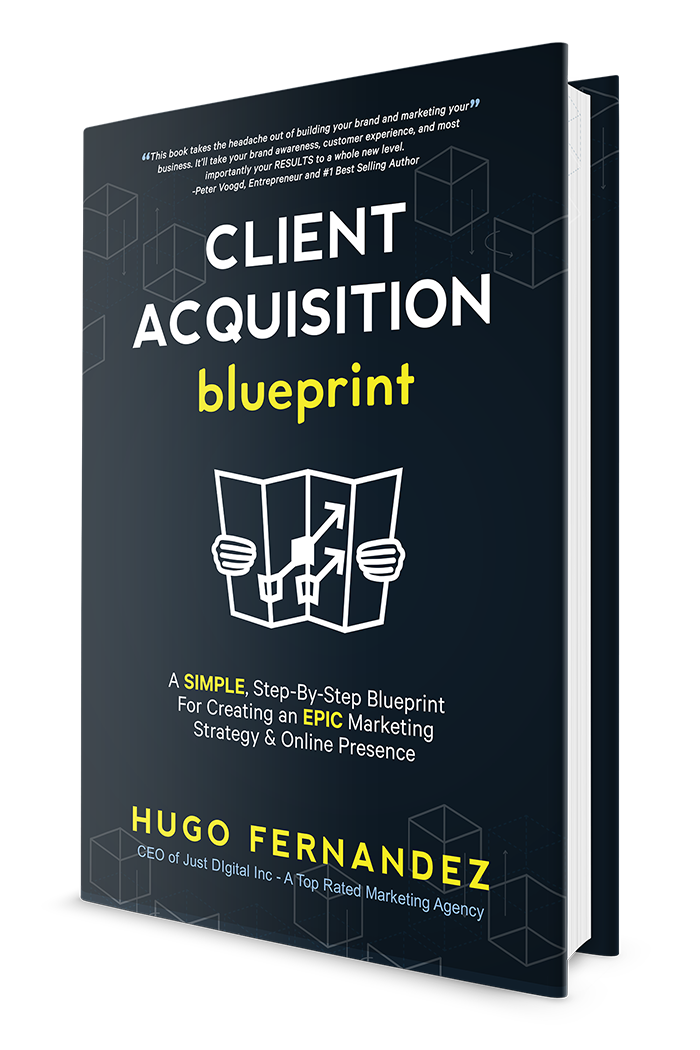 Client acquisition blueprint book cover 3d 700 just digital client acquisition blueprint book cover 3d 700 just digital marketing a digital marketing creative agency malvernweather Image collections