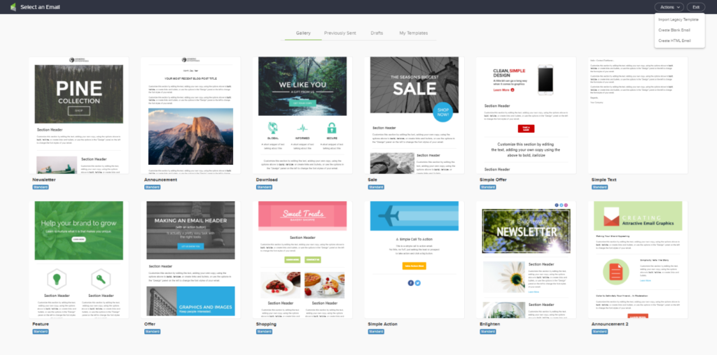 email templates infusionsoft review just digital
