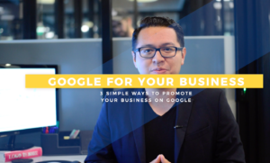 promote my business with Google