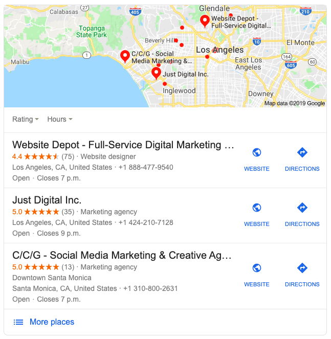 Promote my business on Google