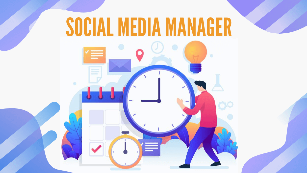 Social Media Manager, What They Do & Why You Need One | Just Digital