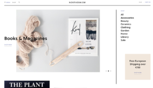 northernism simply chocolate ecommerce website design