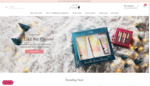 100 pure simply chocolate ecommerce website design