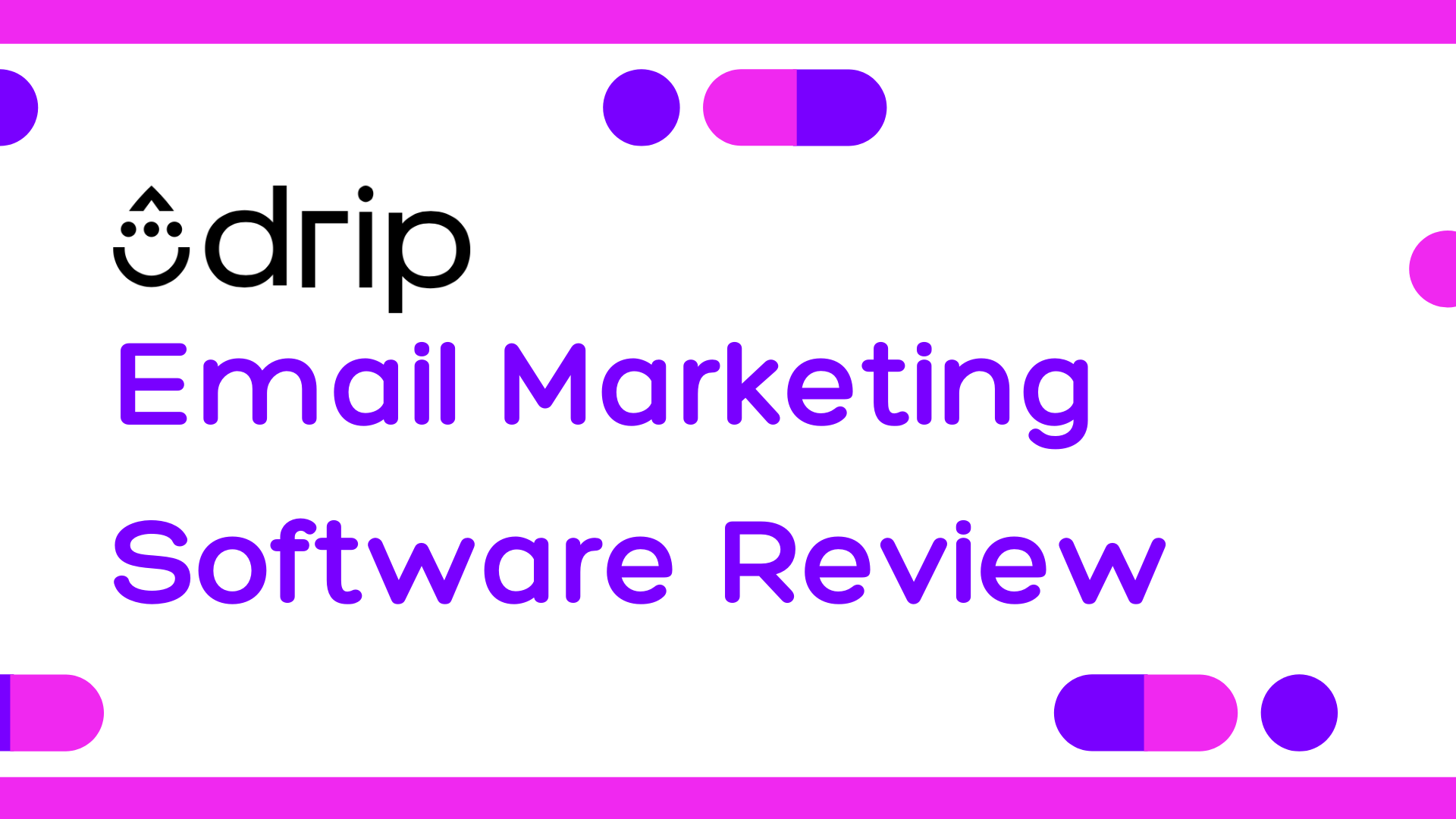 Drip Review Blog Post Featured Image