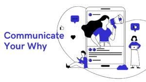 Startup marketing startegy communicate your why