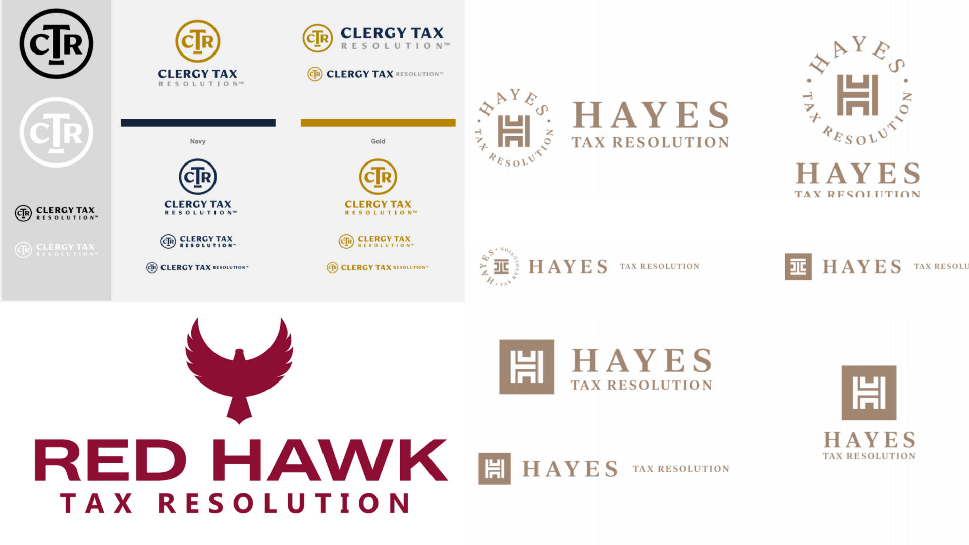 tax resolution clients logos