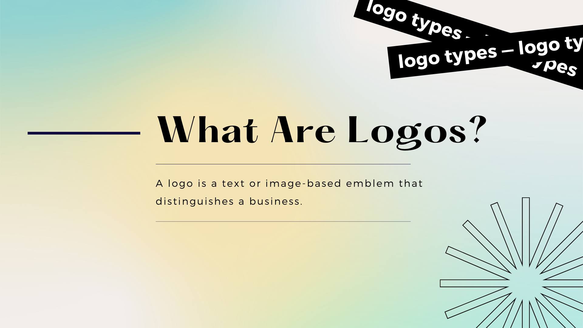 what are logos