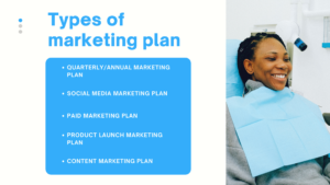 Different Types of marketing plan