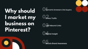 Why should I market my business on Pinterest