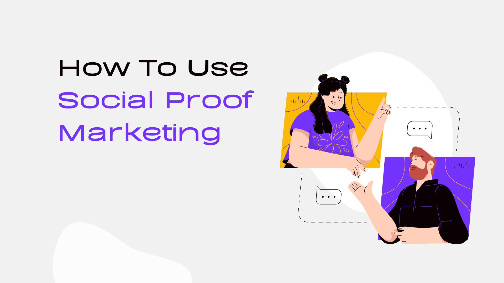 how to use social proof marketing to boost conversions